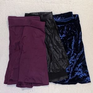 F21 Skirt Bundle